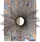 MIR3014A Marianda Sunburst Mirror