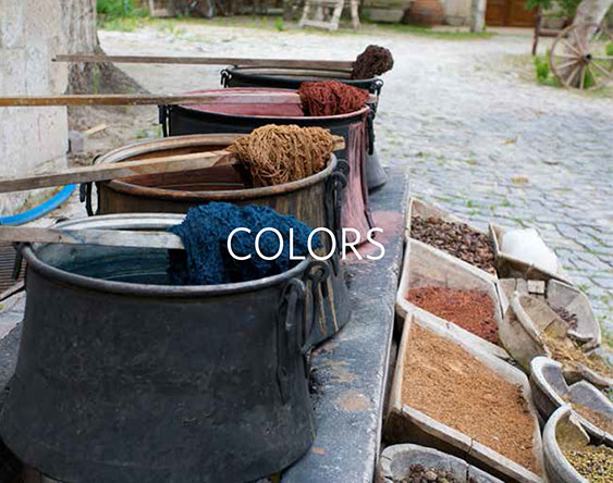 Rug Colors