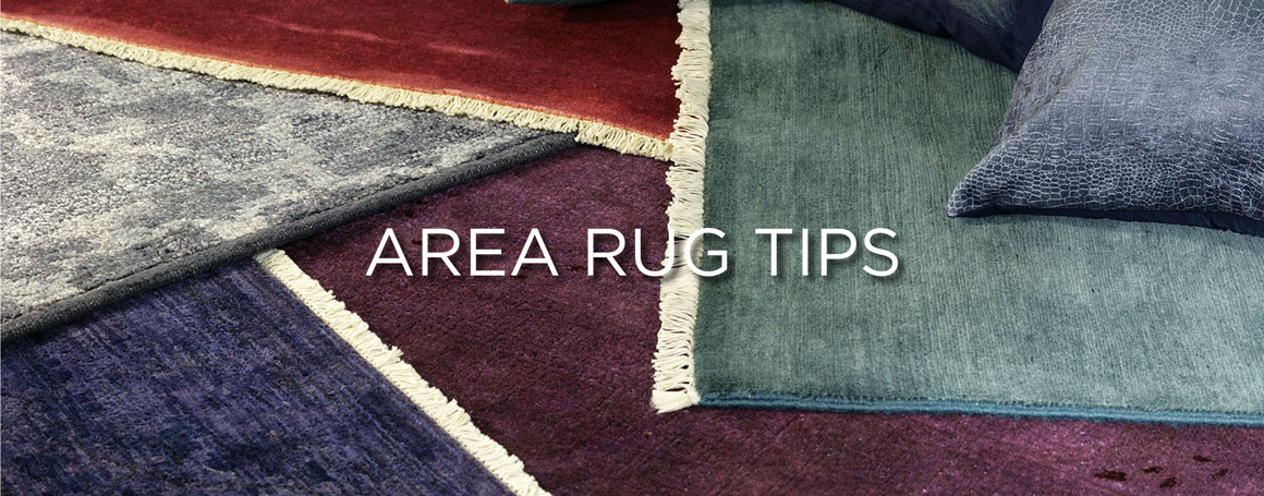 How To Arrange An Area Rug